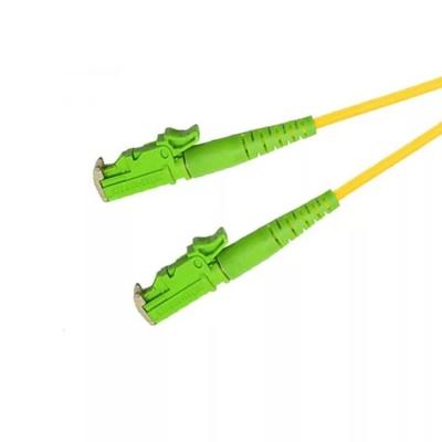 Патч-корд оптический E2000-E2000/APC (9/125) simplex