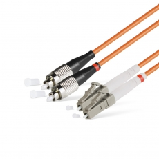 Патч-корд оптический FC-LC/UPC MM (50/125мкм) duplex