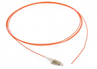 Пигтейл оптический LC/UPC MM 0.9мм, 1.5м, 50/125мкм G651