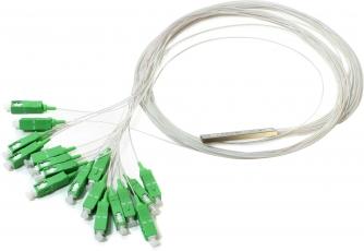 Оптический сплиттер PLC 1x16 0.9мм 17SC/APC