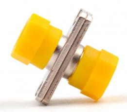 Адаптер оптический FC/UPC MM (фланец)