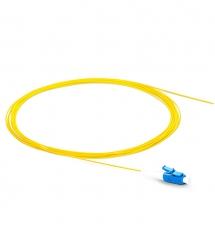 Пигтейл оптический LC/UPC SM 0.9мм, 1.5м, 9/125мкм G657