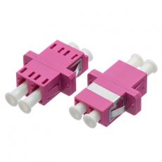 Адаптер оптический LC/UPC MM(ОМ4) SC-type duplex