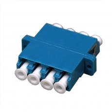 Адаптер оптический LC/UPC SM Quadro