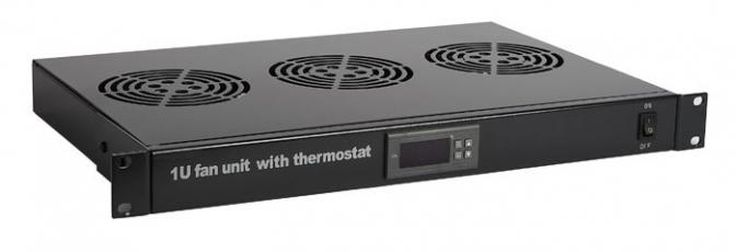 Блок вентиляторов с термостатом