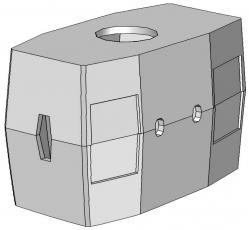 Колодец смотровой ККС-5
