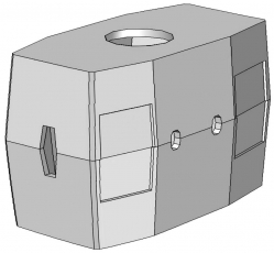 Колодец смотровой ККС-4