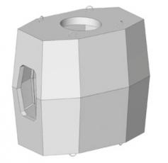 Колодец смотровой ККС-3