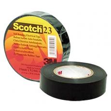 23 Scotch, лента резиновая 3М, 19мм х9,1м