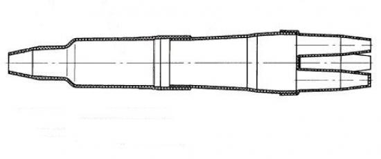 Муфта 5МРП 1 для кабелей 50-100х(0,4-0,5); 30х(0,64-0,7)