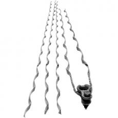 Зажим спиральный натяжной НСО-30(50)-хх/хх П