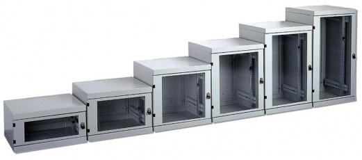 Шкаф телекоммуникационный ШТНП-18U 600х600
